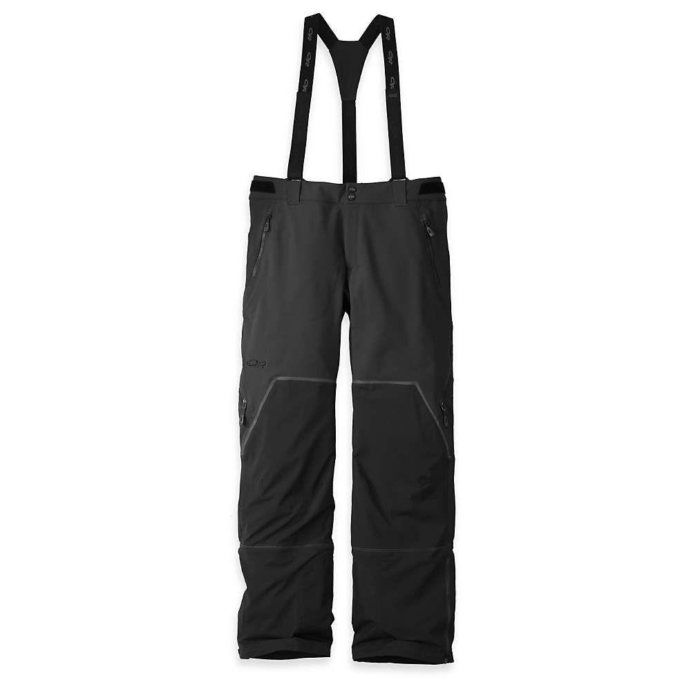 アウトドアリサーチ Outdoor Research メンズ スキー・スノーボード ボトムス・パンツ【Trailbreaker Pant】Black
