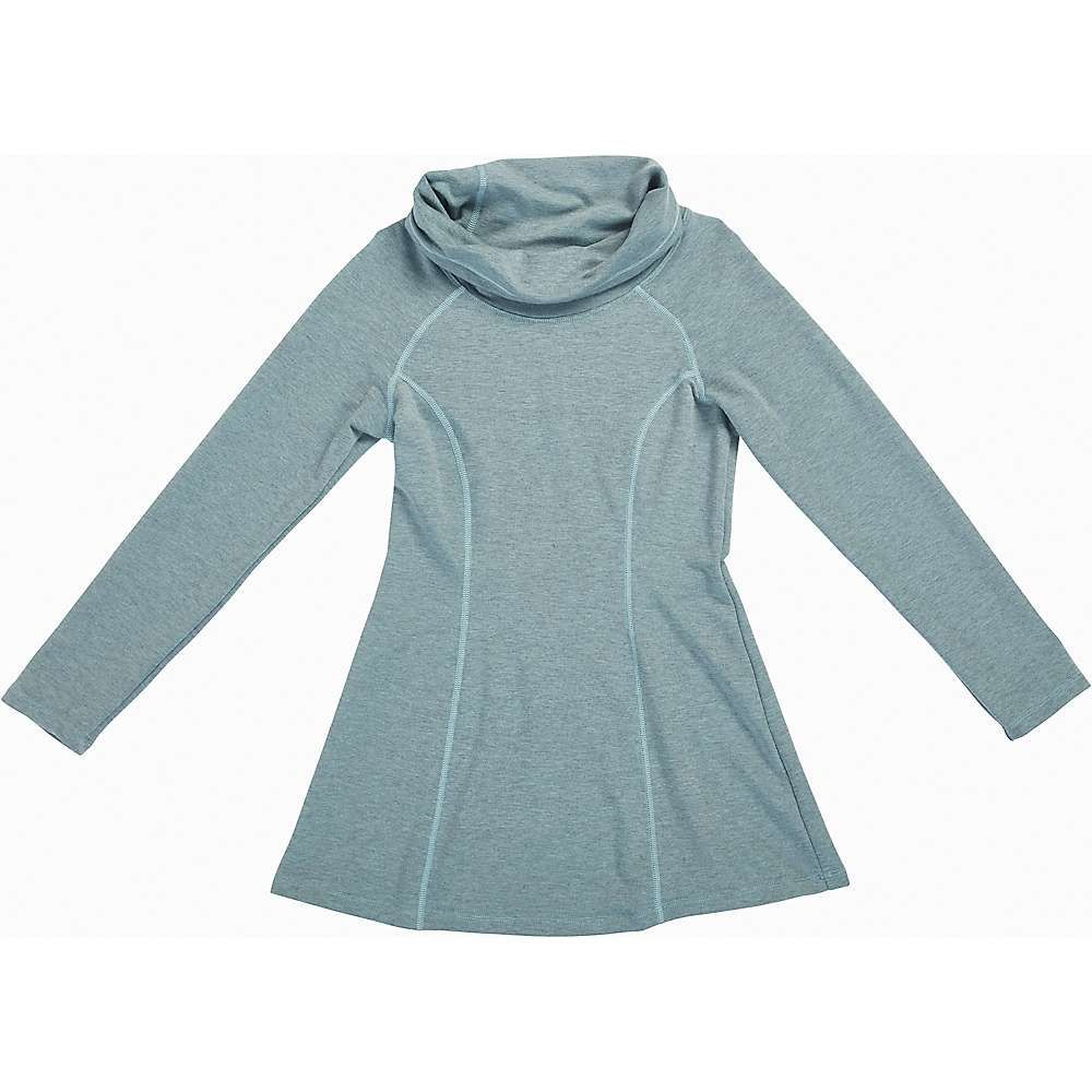 ストーンウェアデザイン Stonewear Designs レディース ハイキング・登山 トップス【Baha Tunic】Dusty Blue