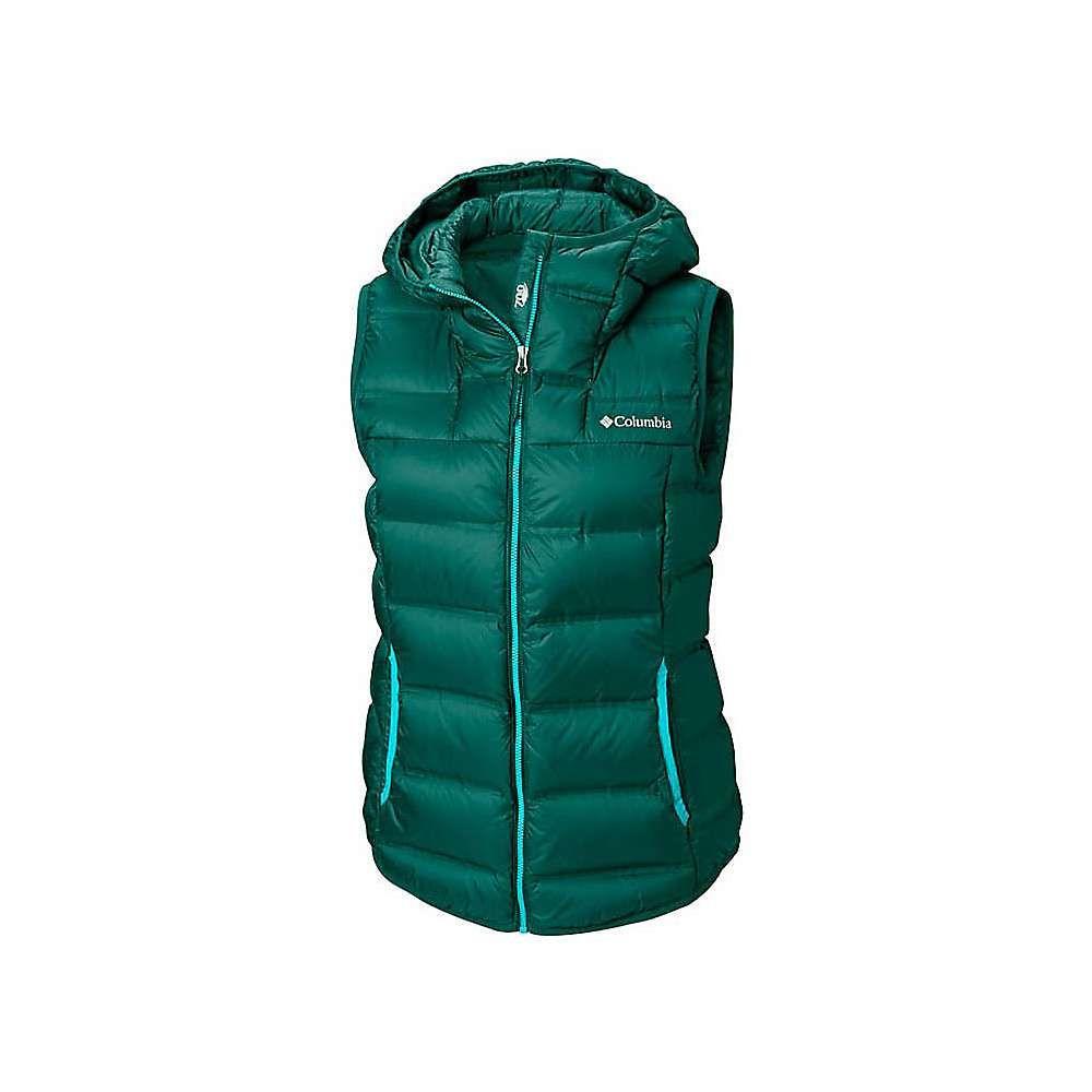 コロンビア Columbia レディース トップス ベスト・ジレ【Explorer Falls Hooded Vest】Dark Ivy