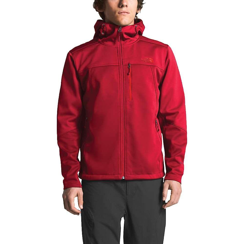 ザ ノースフェイス The North Face メンズ ハイキング・登山 トップス【Apex Canyonwall Hybrid Hoodie】Rage Red / Rage Red