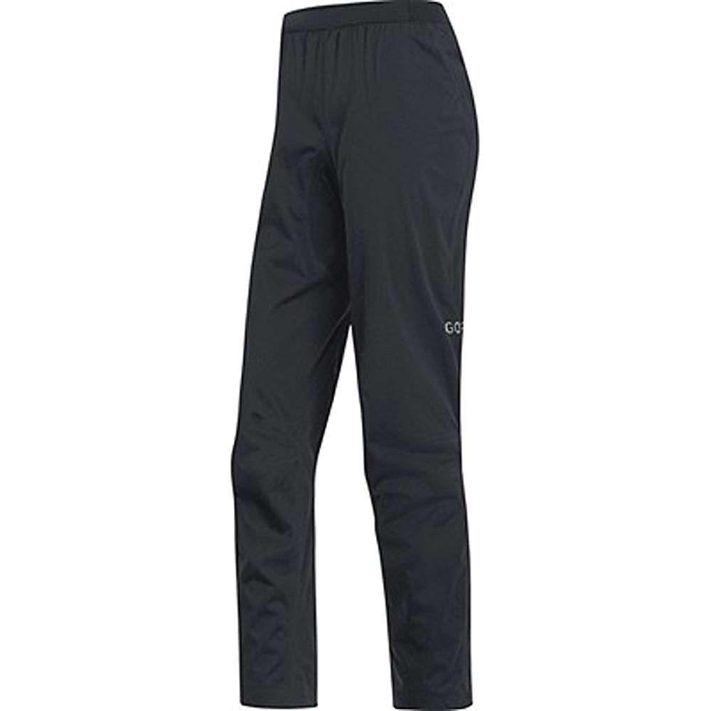 ゴアウェア Gore Wear レディース ハイキング・登山 ボトムス・パンツ【Gore C5 GTX Active Trail Pant】Black