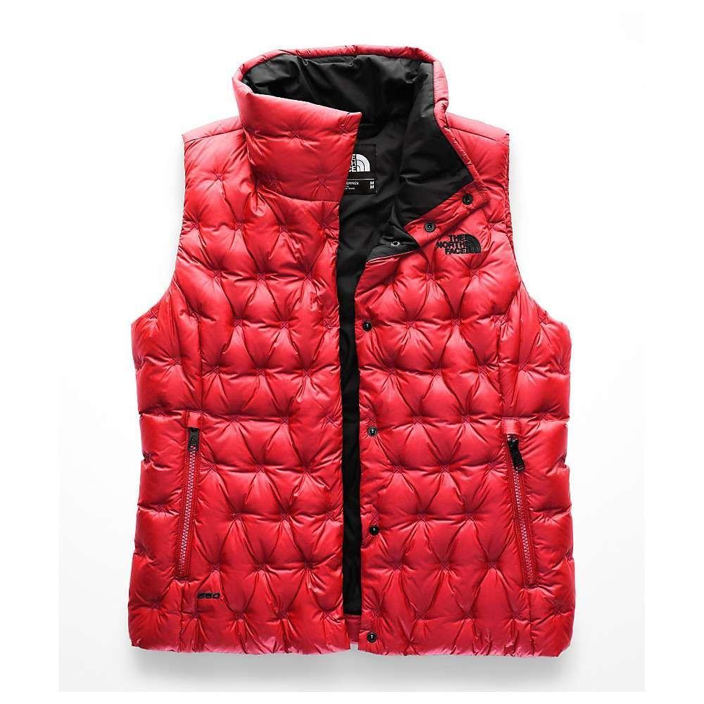 ザ ノースフェイス The North Face レディース トップス ベスト・ジレ【Holladown Crop Vest】TNF Red