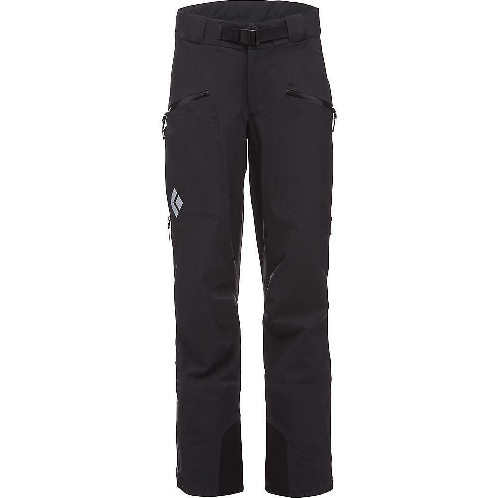 ブラックダイヤモンド Black Diamond レディース スキー・スノーボード ボトムス・パンツ【Recon Stretch Ski Pant】Black