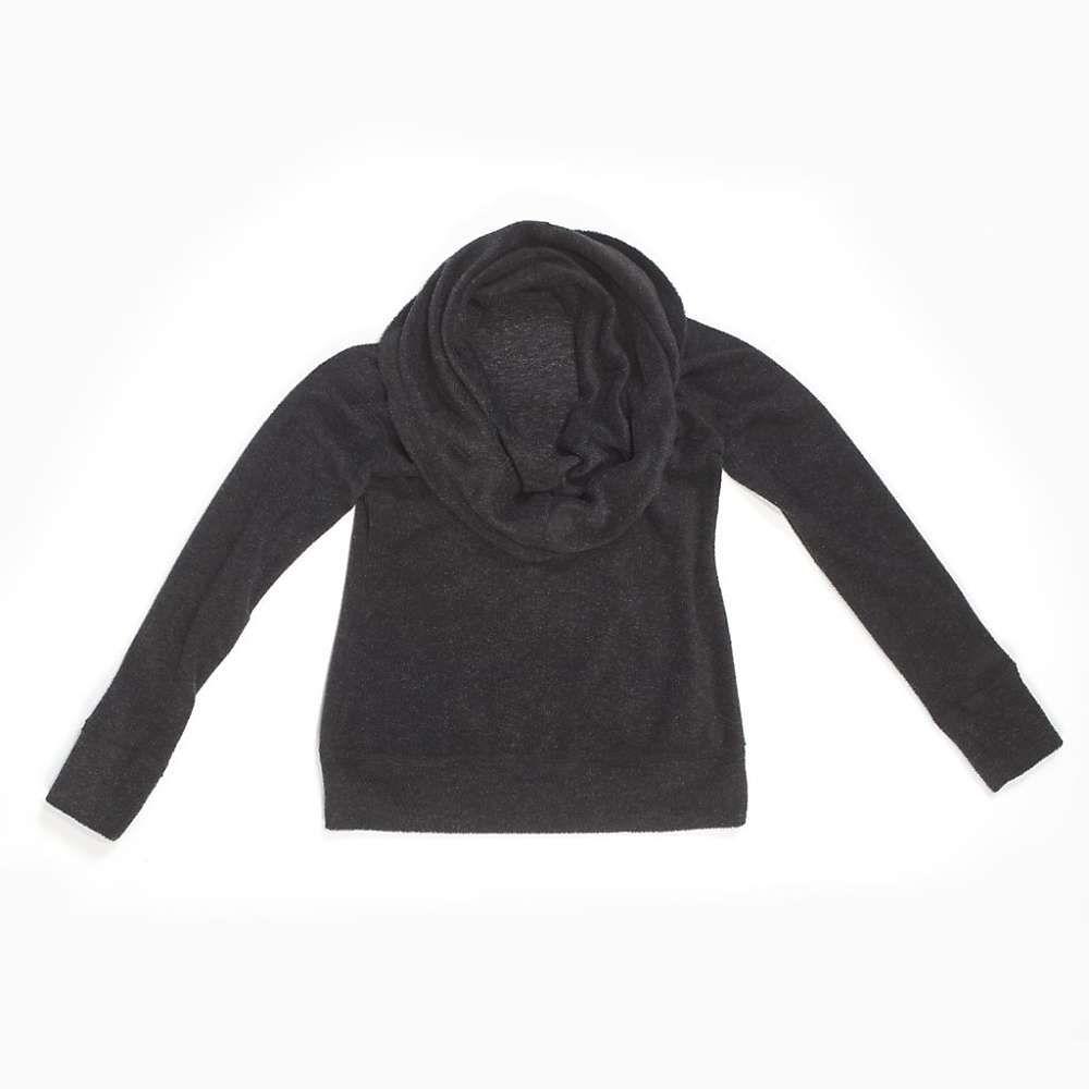 ストーンウェアデザイン Stonewear Designs レディース ハイキング・登山 トップス【Kenosha Cowl Sweatshirt】Black