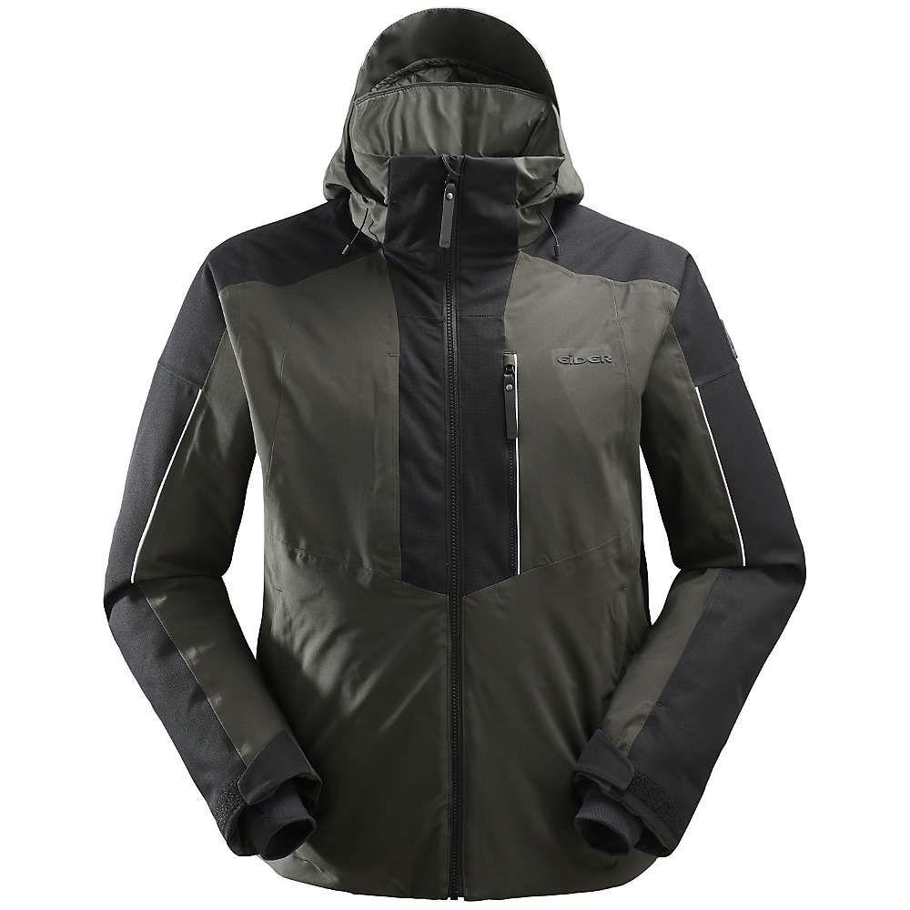 人気ブランドを アイダー Eider Black メンズ Jungle スキー・スノーボード アウター【Ridge 2.0 Jacket】Deep Jacket】Deep Jungle/ Black, 彩式ねいる:5ca99ca8 --- supercanaltv.zonalivresh.dominiotemporario.com