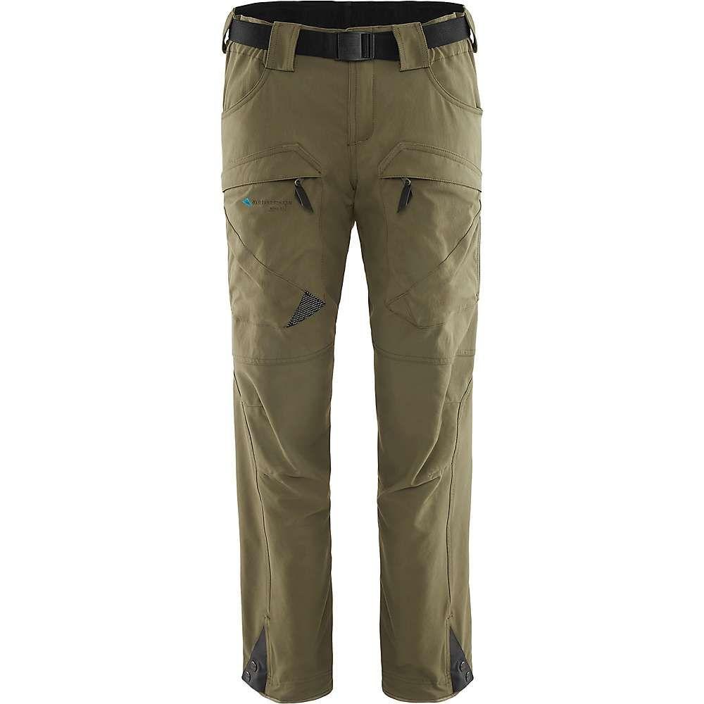 クレッタルムーセン Klattermusen レディース ハイキング・登山 ボトムス・パンツ【Gere 2.0 Pants Regular】Dusty Green