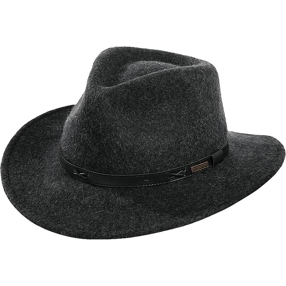 ペンドルトン Pendleton ユニセックス 帽子 ハット【Indiana Hat】Charcoal