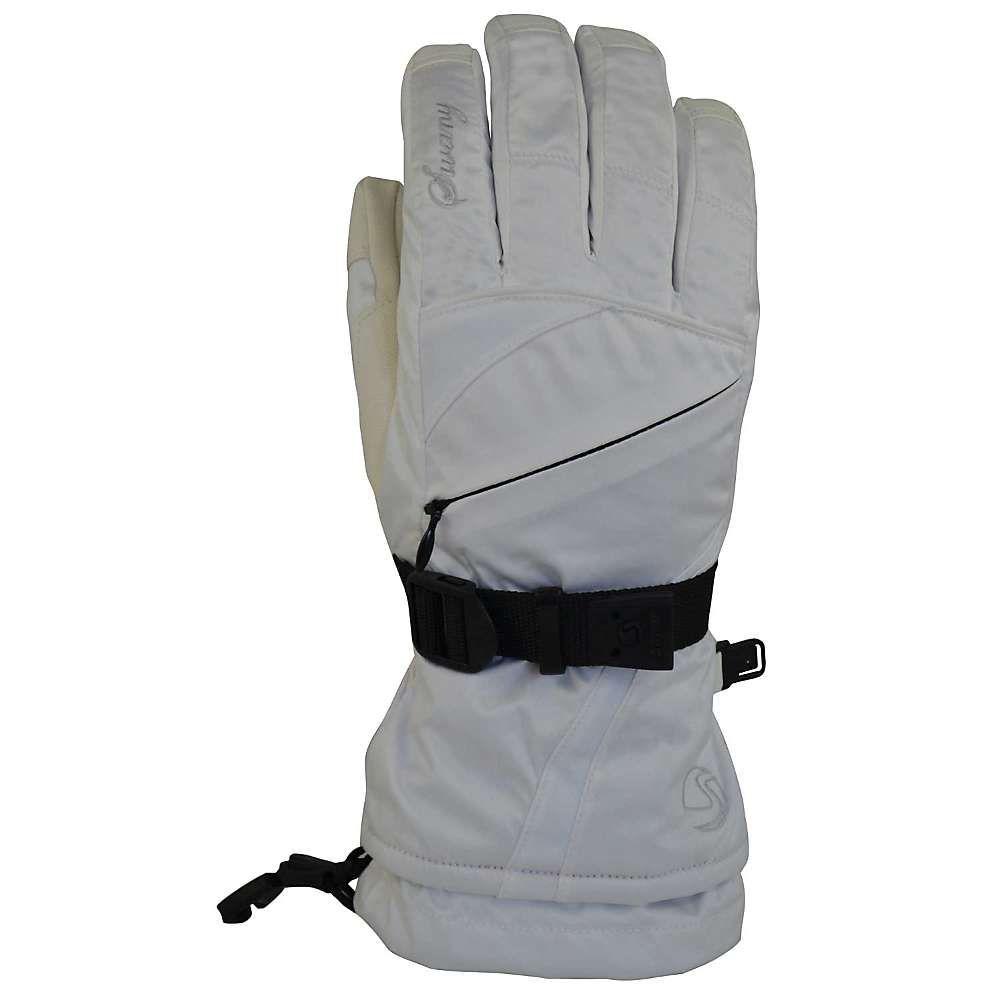 スワニー Swany レディース スキー・スノーボード グローブ【X-Therm Glove】White