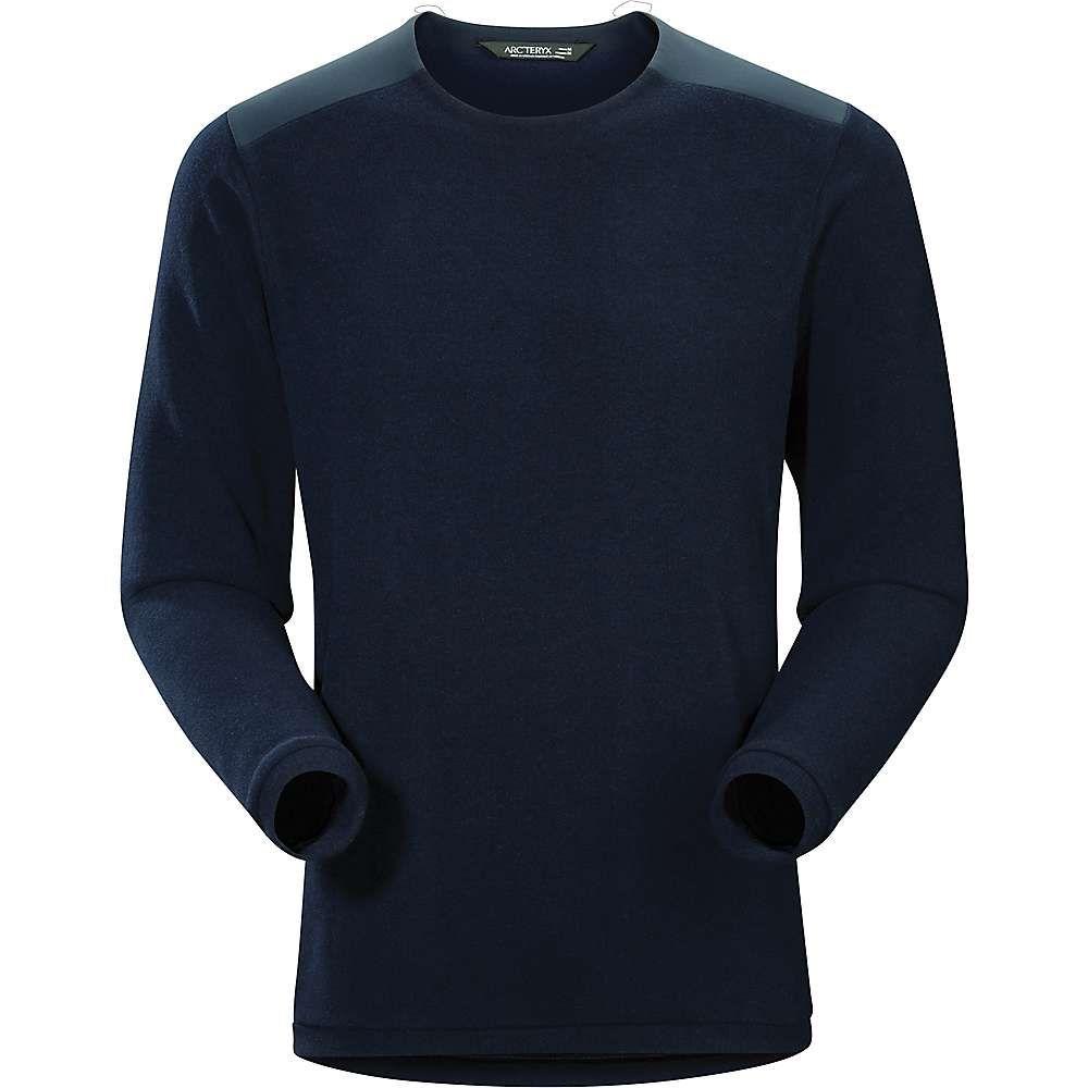 アークテリクス Arcteryx メンズ ハイキング・登山 トップス【Donavan Crew Neck Sweater】Kingfisher