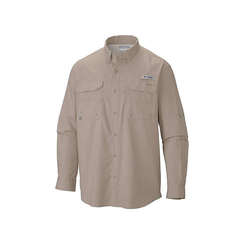 一番の コロンビア Columbia メンズ ハイキング・登山 Shirt】Fossil トップス【Blood Guts And F Guts III LS Woven Shirt】Fossil F, 遊佐町:3e13bed1 --- bibliahebraica.com.br