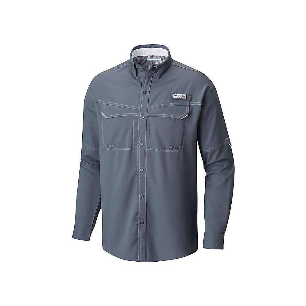 コロンビア Columbia メンズ ハイキング・登山 トップス【Low Drag Offshore LS Shirt】Graphite