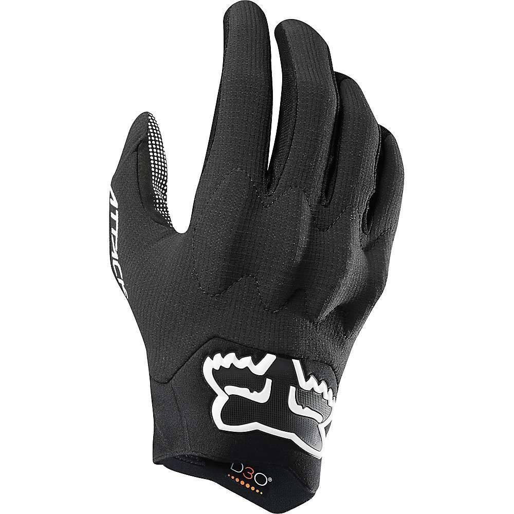 フォックス Fox メンズ スキー・スノーボード グローブ【Attack Glove】Black