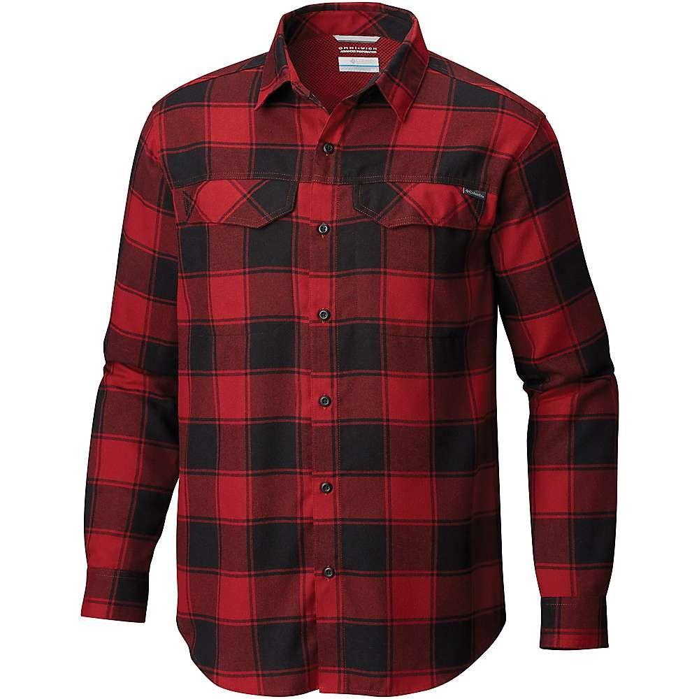 100%本物保証! コロンビア LS Columbia Buffalo メンズ ハイキング・登山 トップス Shirt】Red【Silver Ridge Flannel LS Shirt】Red Element Buffalo Plaid, 日光種苗:07542ffc --- canoncity.azurewebsites.net