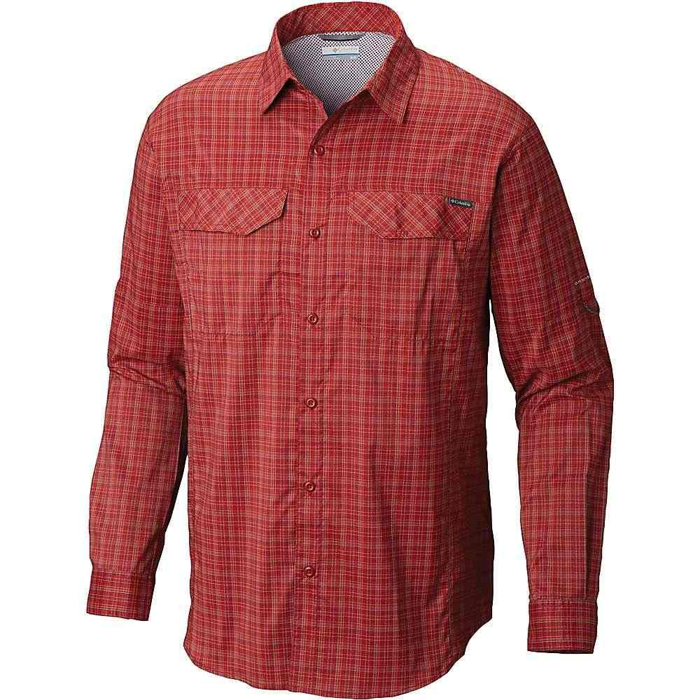 【メーカー公式ショップ】 コロンビア Columbia メンズ Columbia Plaid ハイキング・登山 トップス【Silver Ridge Shirt】Red Lite Plaid LS Shirt】Red Element Plaid, ニットーリレー創業80年昆布茶屋:7c95dd72 --- bibliahebraica.com.br