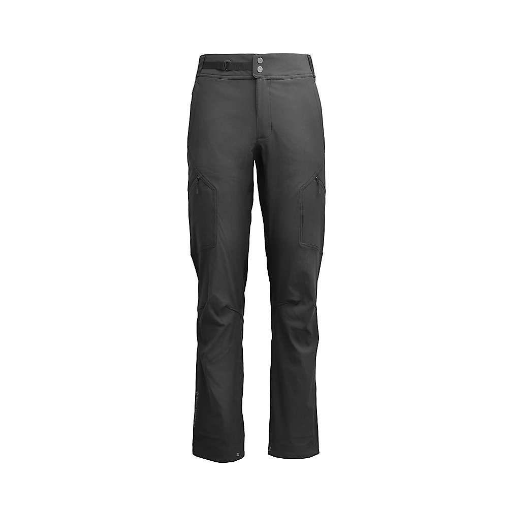 ブラックダイヤモンド Black Diamond メンズ ハイキング・登山 ボトムス・パンツ【Winter Alpine Pant】Black