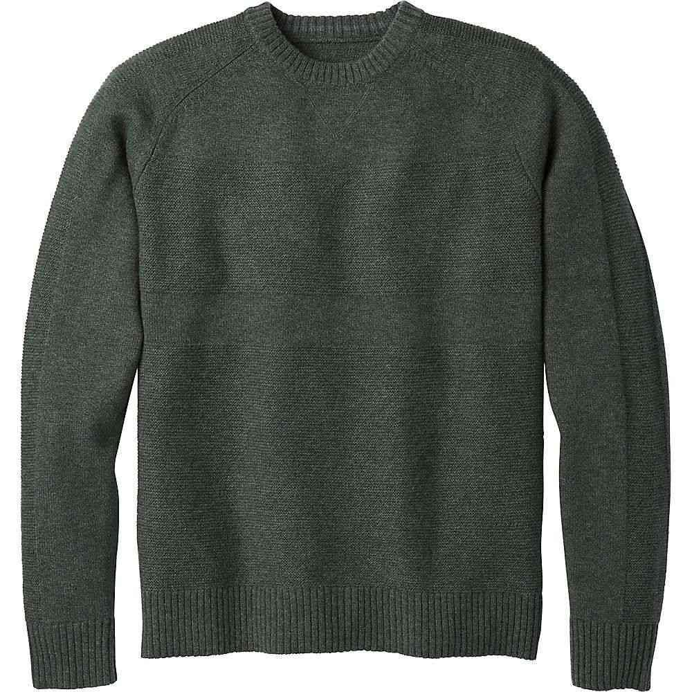 スマートウール Smartwool メンズ ハイキング・登山 トップス【Ripple Ridge Crew Sweater】Scarab Heather / Medium Grey Heather