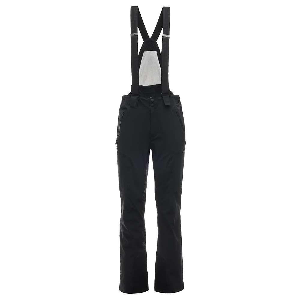 スパイダー Spyder メンズ スキー・スノーボード ボトムス・パンツ【Bormio Pant】Black / Black