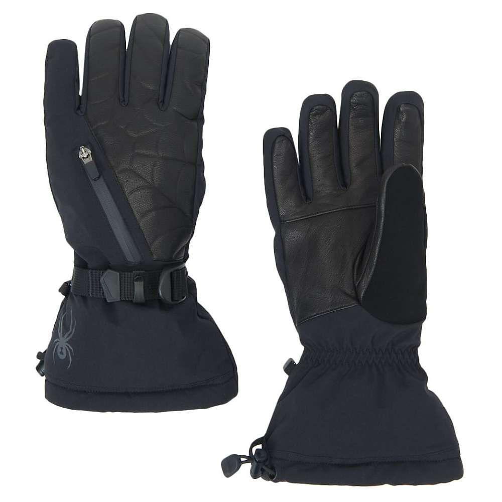 【おまけ付】 スパイダー Spyder メンズ スキー・スノーボード Black グローブ【Omega Ski Ski Glove Spyder】Black/ Black/ Black, オカザキシ:c4de2a0f --- canoncity.azurewebsites.net