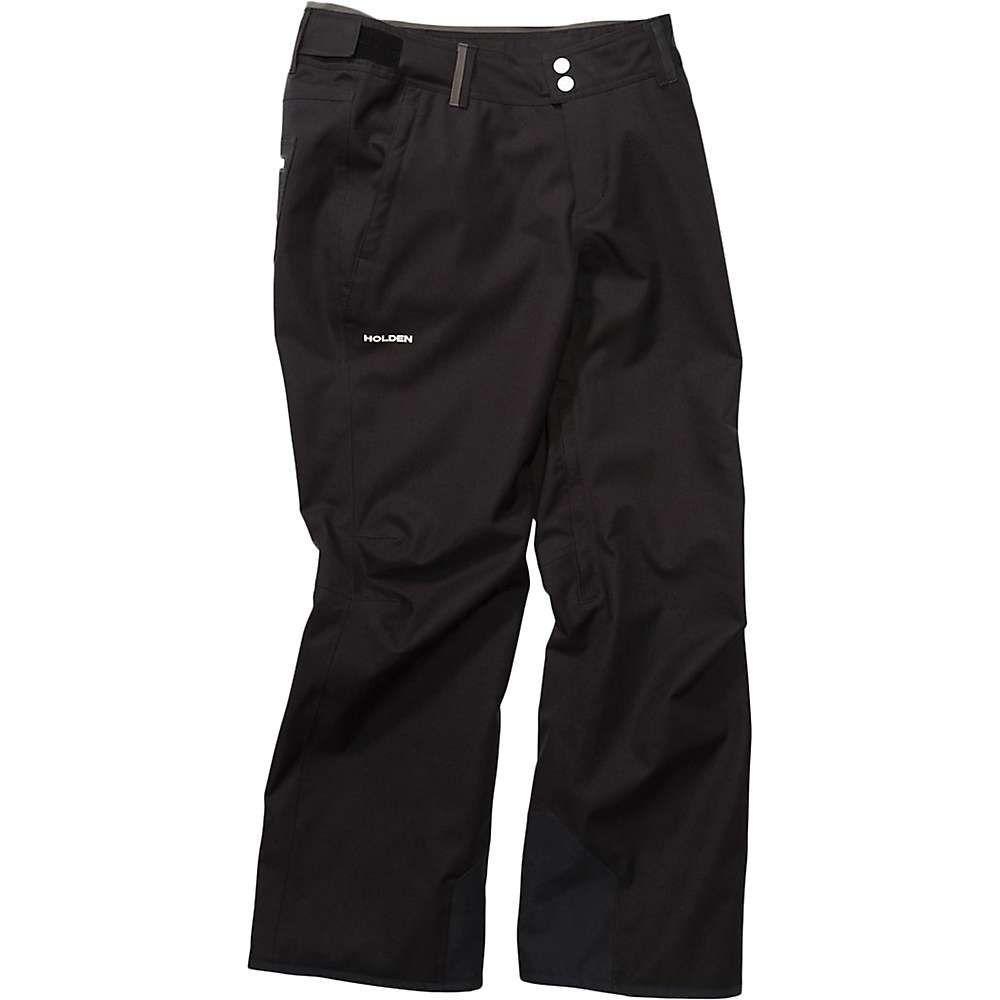ホールデン Holden メンズ ハイキング・登山 ボトムス・パンツ【Standard Pant】Black