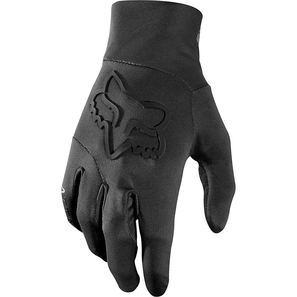 フォックス Fox メンズ 自転車 グローブ【Attack Water Glove】Black / Black