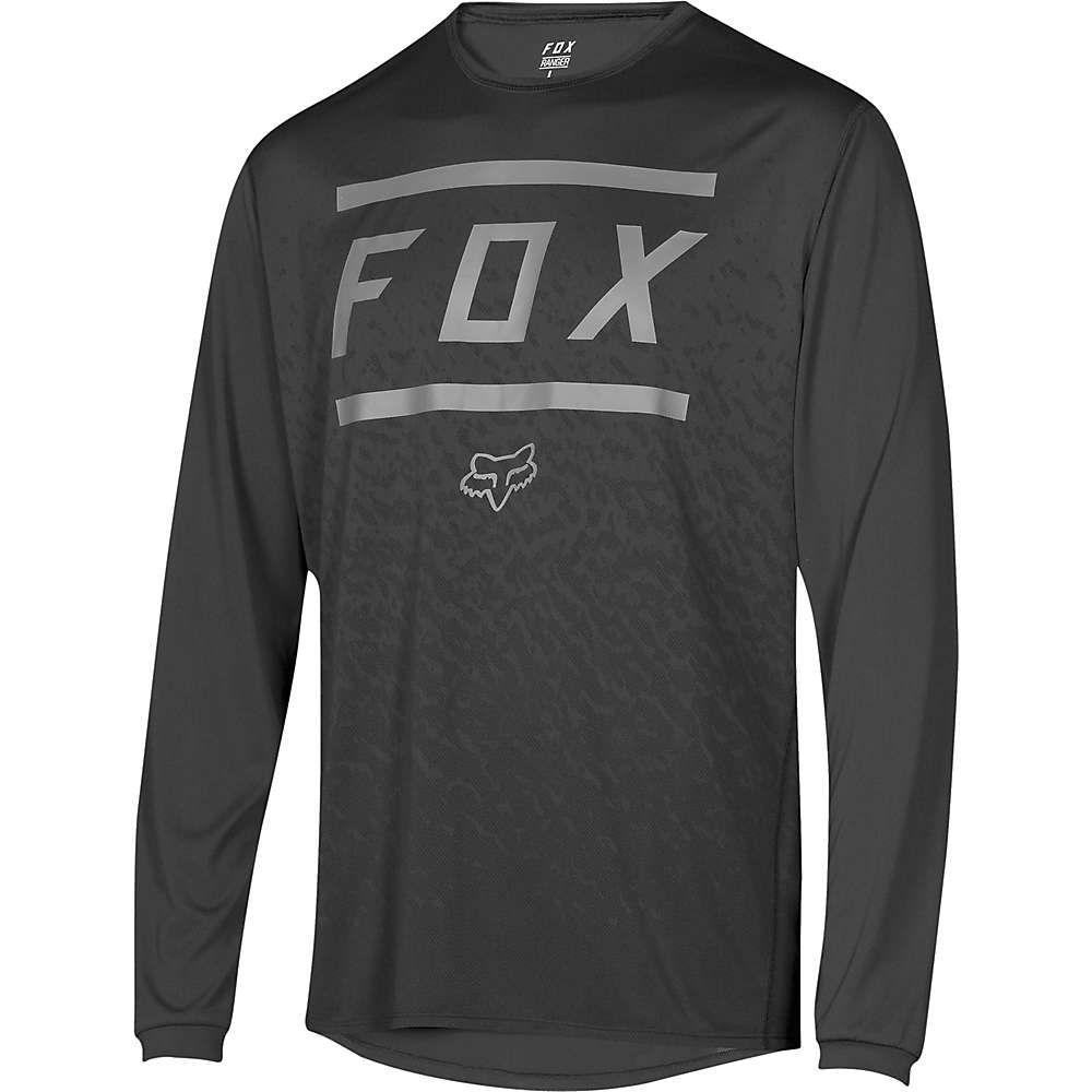 フォックス Fox メンズ 自転車 トップス【Ranger LS Jersey】Black