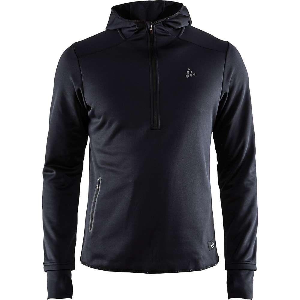 クラフト Craft Sportswear メンズ ハイキング・登山 トップス【Craft Breakaway Jersey Hood Sweater】Black