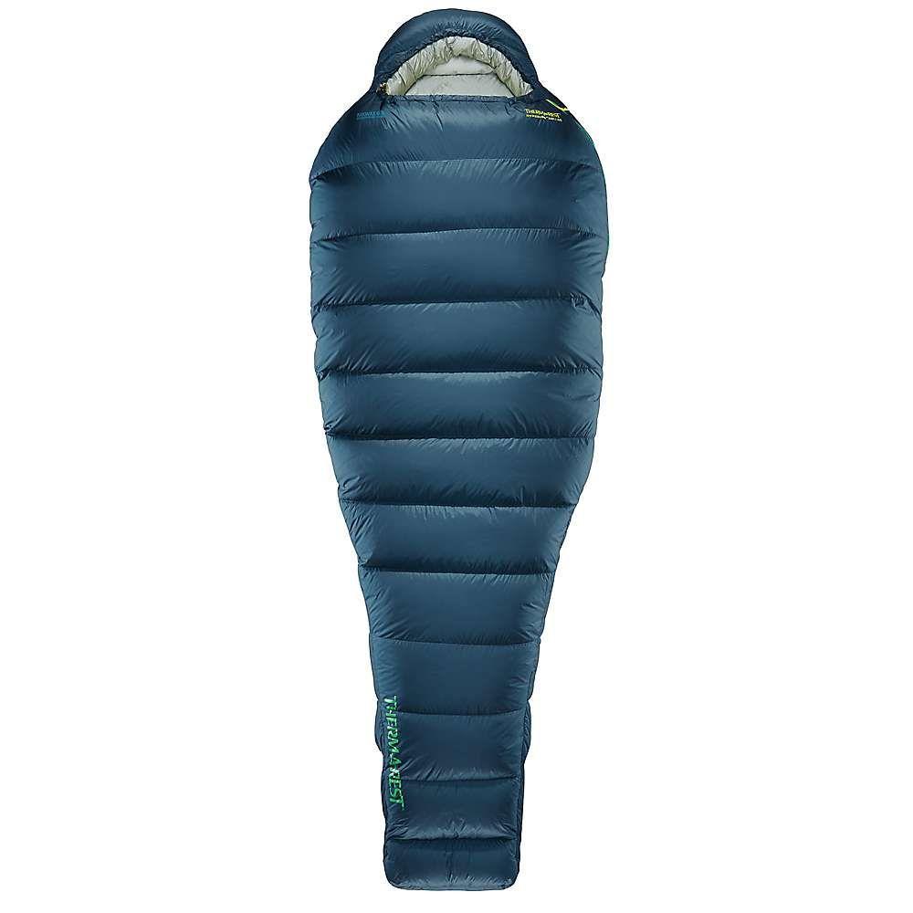 サーマレスト Thermarest メンズ ハイキング・登山【Therm-a-Rest Hyperion 20 UL Sleeping Bag】Deep Pacific Blue