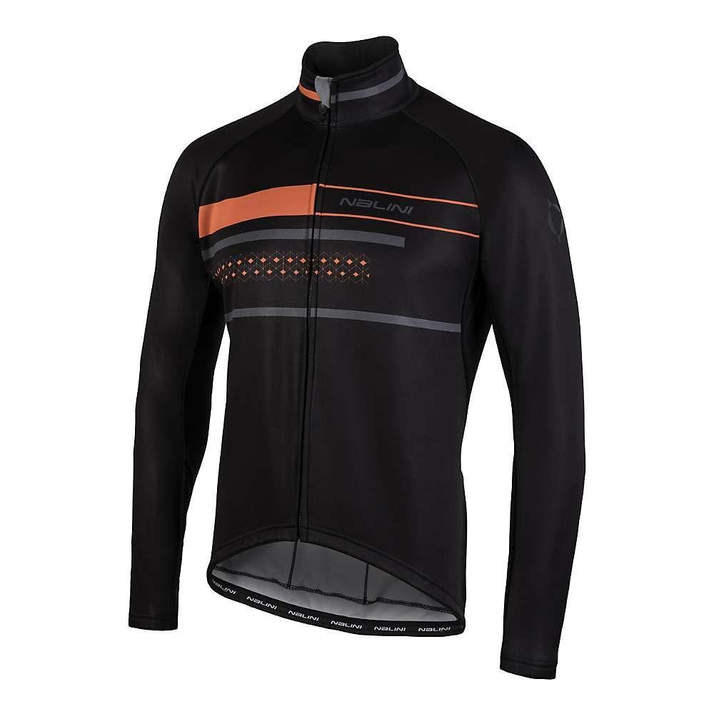 ナリーニ Nalini メンズ 自転車 アウター【AHW WS Classica Jacket】Black