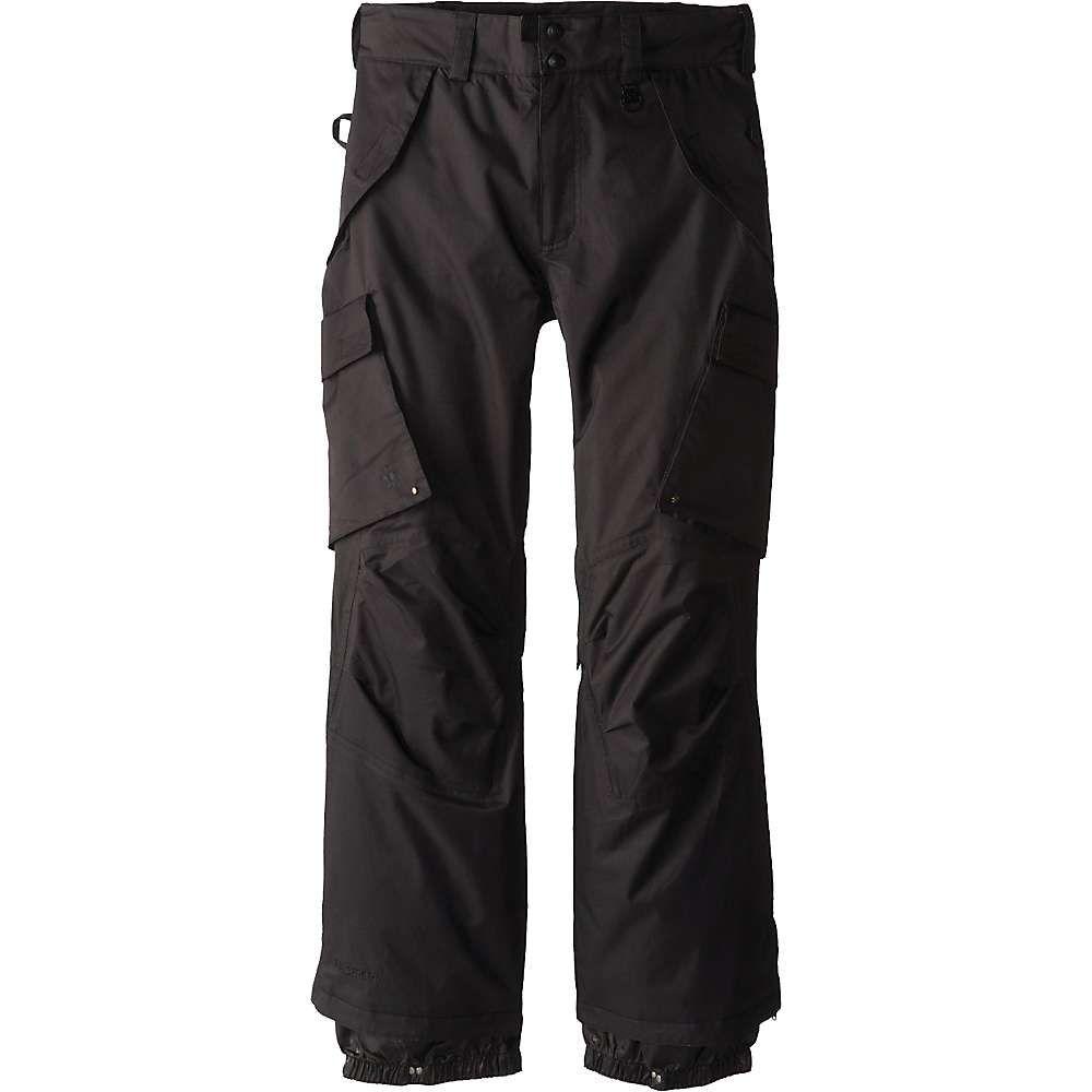 ボルダーギア Boulder Gear メンズ スキー・スノーボード ボトムス・パンツ【Boulder Cargo Pant】Black