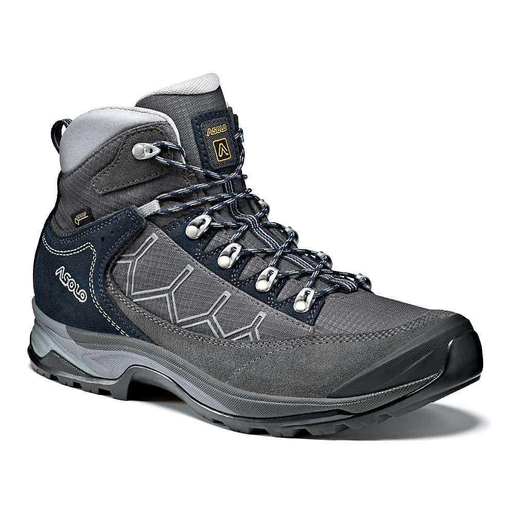 アゾロ Asolo メンズ ハイキング・登山 シューズ・靴【Falcon GV Boot】Graphite/Graphite/Blueberry