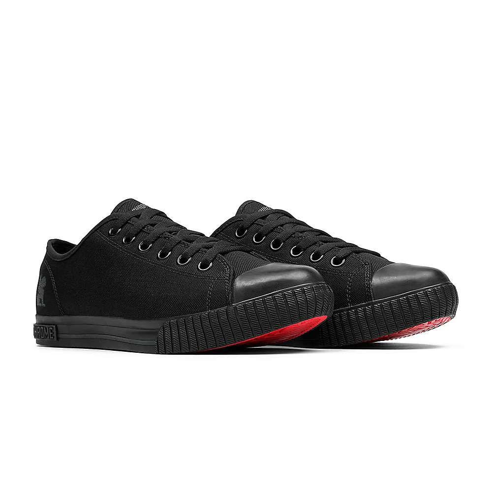 クローム インダストリーズ Chrome Industries メンズ 自転車 シューズ・靴【Kursk Pedal Shoe】Black/Black