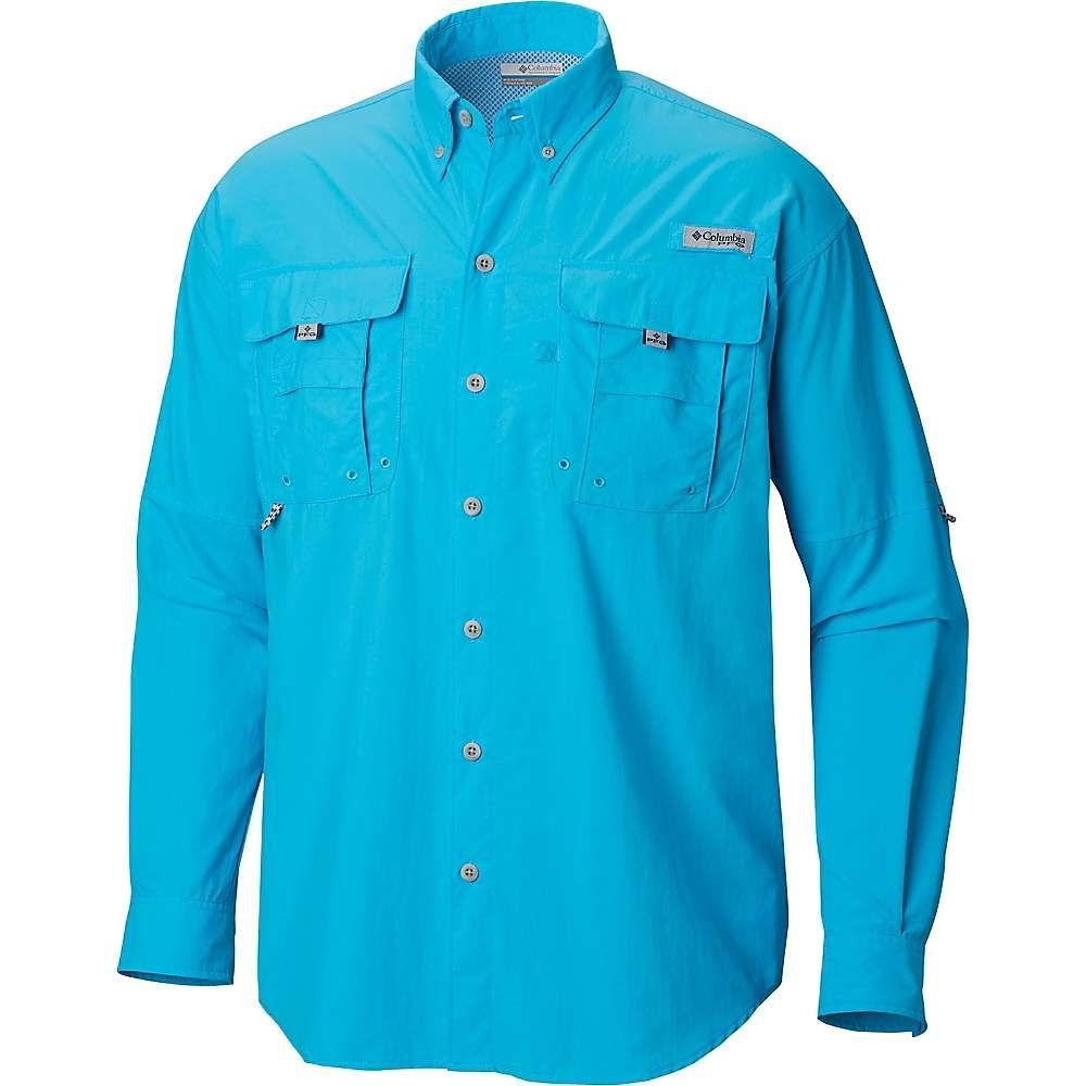 コロンビア Columbia メンズ ハイキング・登山 トップス【Bahama II LS Shirt】Atoll
