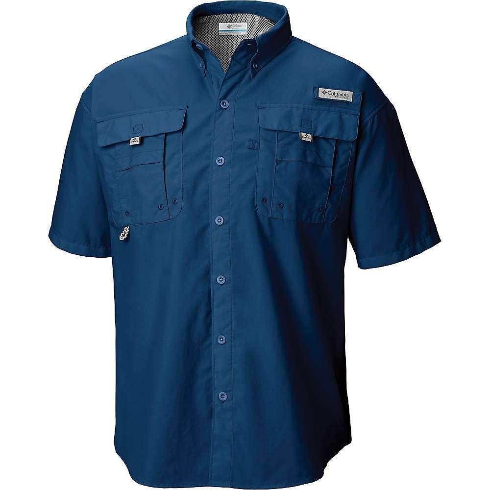 新しい季節 コロンビア SS Columbia メンズ ハイキング・登山 トップス【Bahama Shirt】Carbon II II SS Shirt】Carbon, 京彩屋:69cc86b5 --- bibliahebraica.com.br