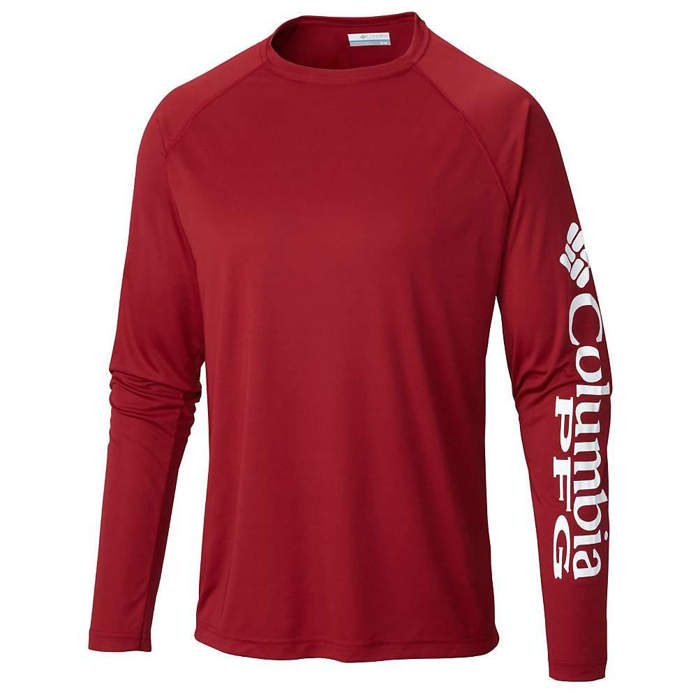 【即納!最大半額!】 コロンビア LS Columbia メンズ ハイキング・登山 トップス メンズ【Terminal Tackle Shirt】Beet/White LS Shirt】Beet/White, ブライダルインナー リュクシー:7e42d88f --- canoncity.azurewebsites.net