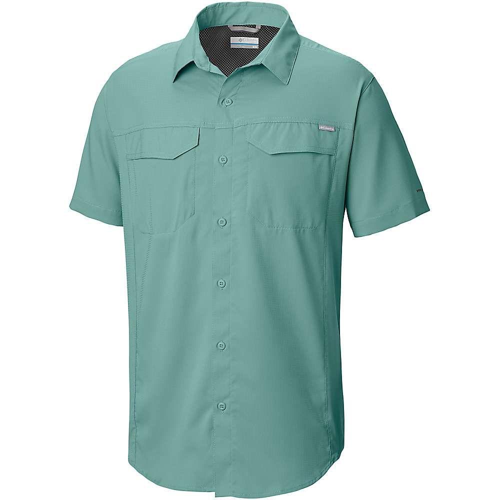 コロンビア Columbia メンズ ハイキング・登山 トップス【Silver Ridge Lite SS Shirt】Copper Ore