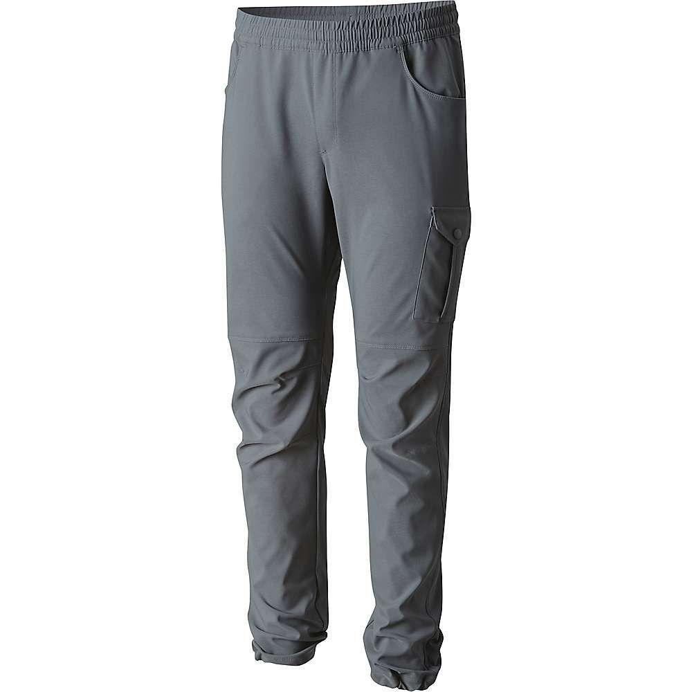 コロンビア Columbia メンズ ハイキング・登山 ボトムス・パンツ【Horizon Lite Pull On Pant】Graphite