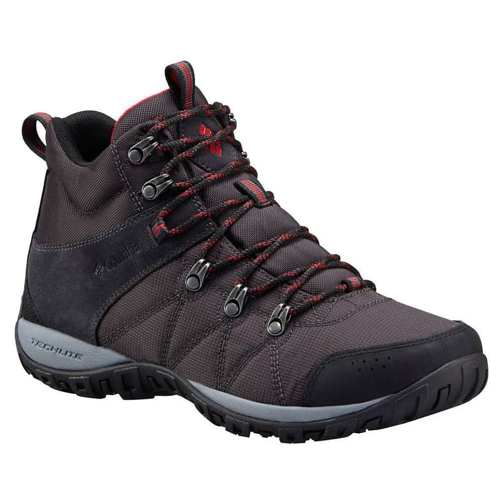 コロンビア Columbia Footwear メンズ ハイキング・登山 シューズ・靴【Columbia Peakfreak Venture LT Mid Boot】Shark/Mountain Red