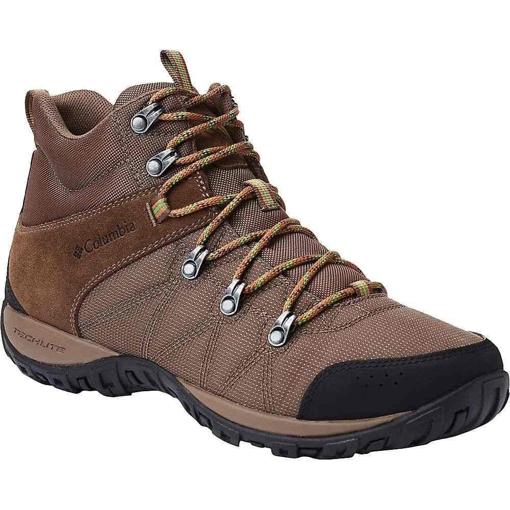 コロンビア Columbia Footwear メンズ ハイキング・登山 シューズ・靴【Columbia Peakfreak Venture LT Mid Boot】Dark Brown/Clean Green