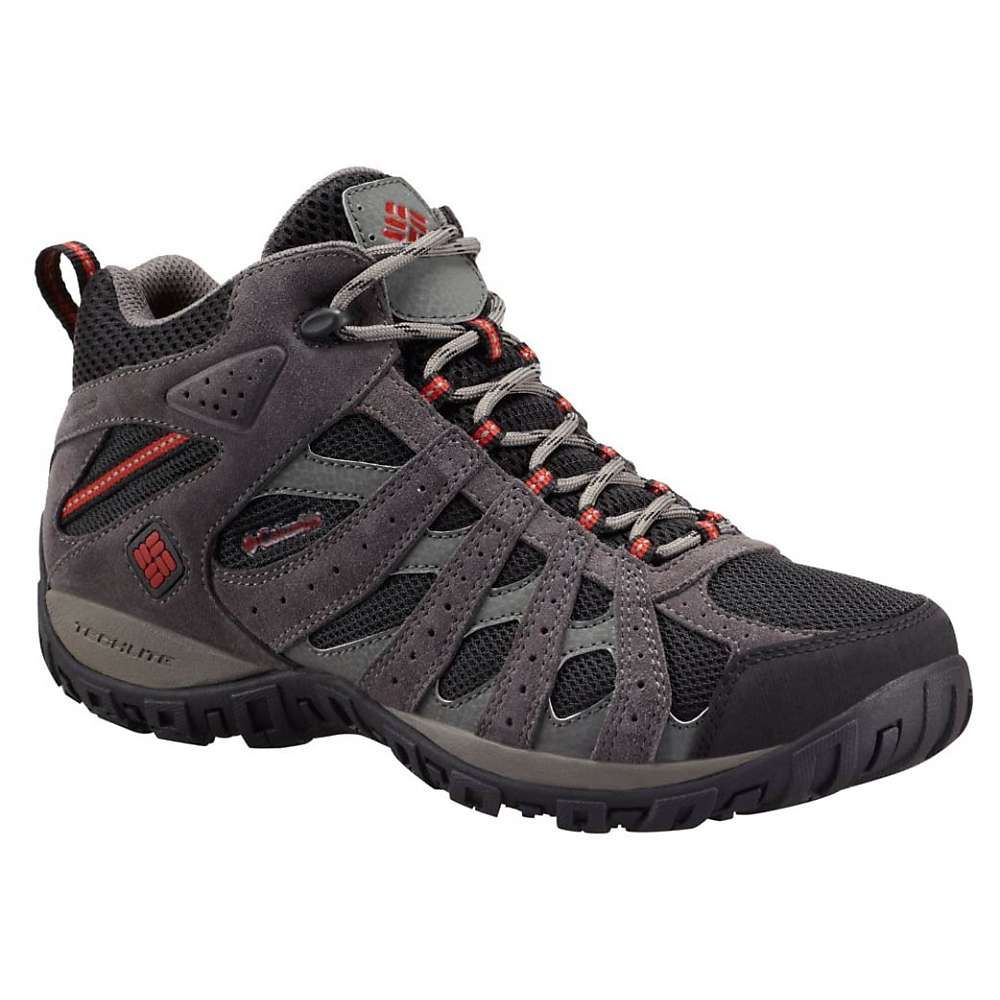 コロンビア Columbia Footwear メンズ ハイキング・登山 シューズ・靴【Columbia Redmond WP Mid Boot】Black/Gypsy