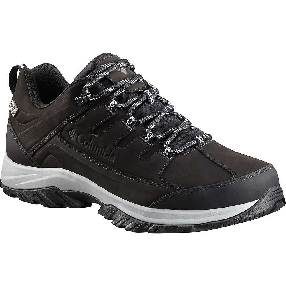 コロンビア Columbia Footwear メンズ ハイキング・登山 シューズ・靴【Columbia Terrebonne II Outdry Shoe】Black/Steam