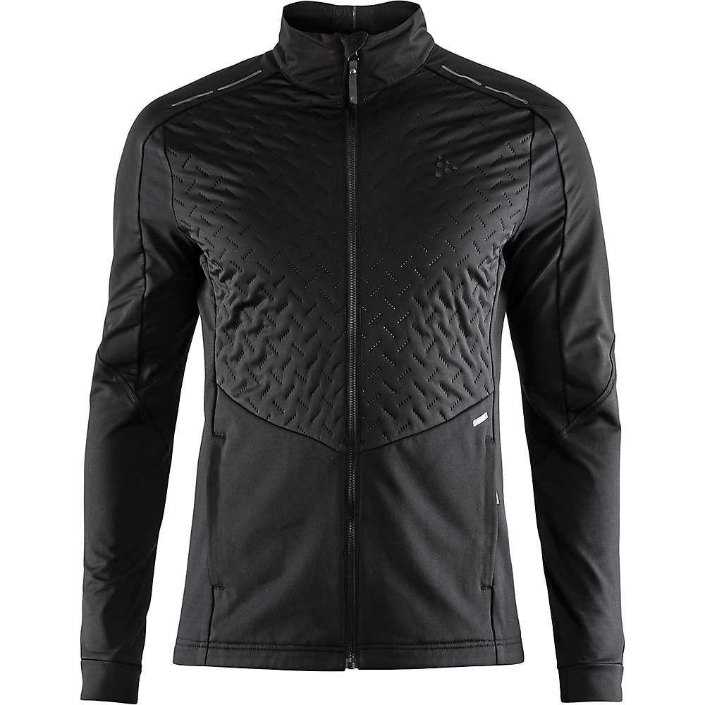 クラフト Craft Sportswear メンズ ランニング・ウォーキング アウター【Craft Fusion Jacket】Black