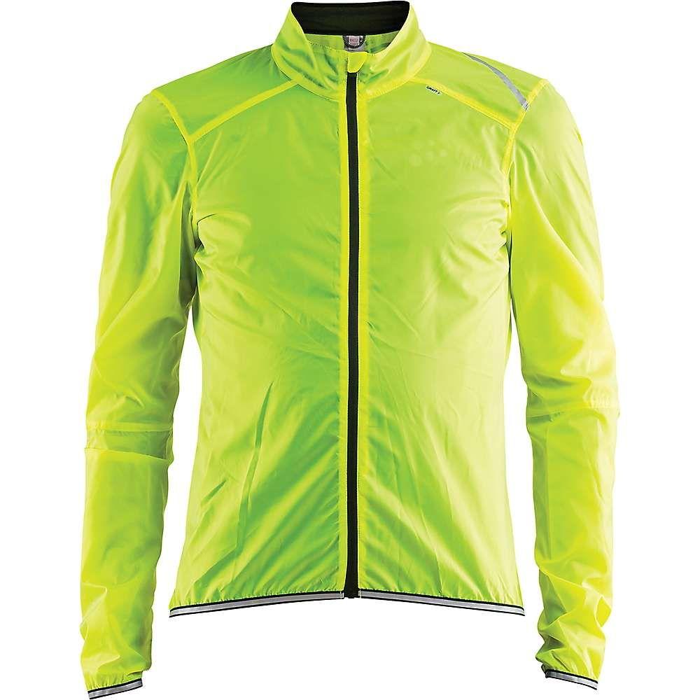 クラフト Craft Sportswear メンズ ランニング・ウォーキング アウター【Craft Lithe Jacket】Flumino/Black
