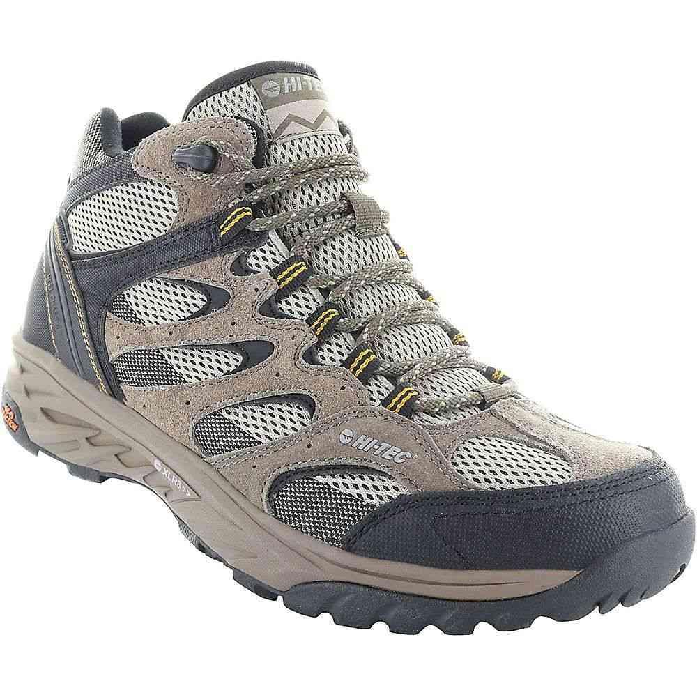 ハイテック Hi-Tec メンズ ハイキング・登山 シューズ・靴【V-Lite Wild-Fire Mid I WP Shoe】Taupe/Dune/Core Gold