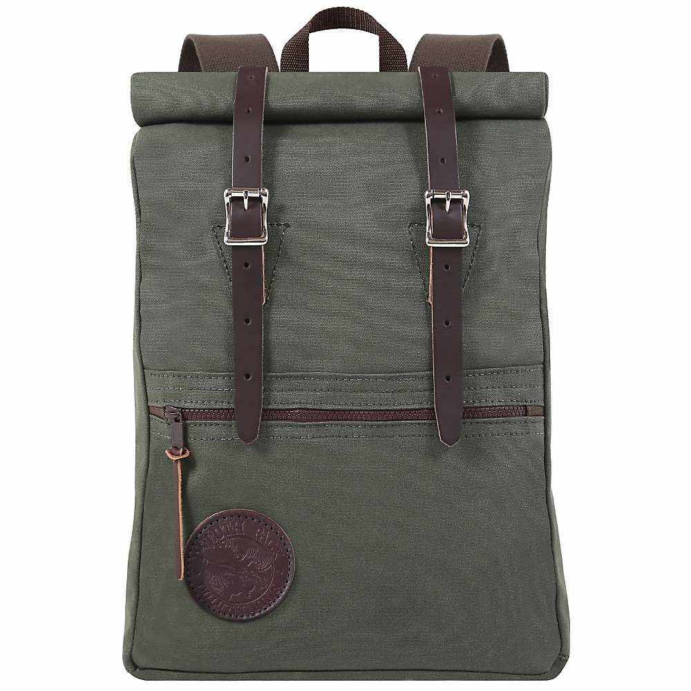 ダルースパック Duluth Pack メンズ 自転車【Roll Top Scout Pack】Olive Drab