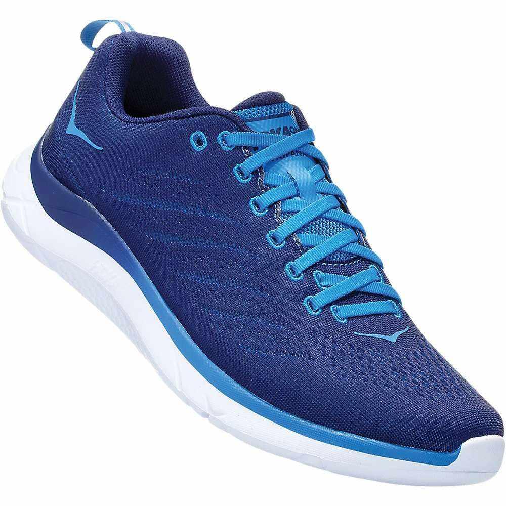 ホカ オネオネ Hoka One One メンズ ランニング・ウォーキング シューズ・靴【Hupana EM Shoe】French Blue/Medieval Blue