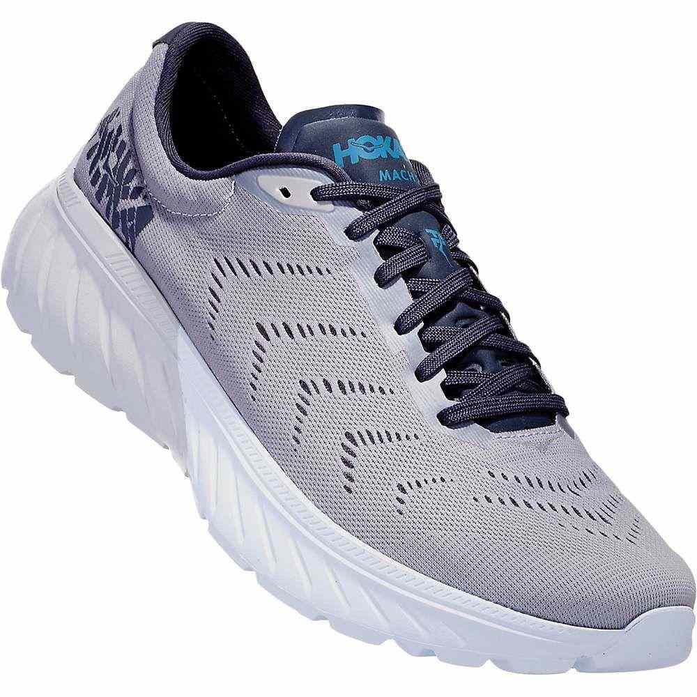 ホカ オネオネ Hoka One One メンズ ランニング・ウォーキング シューズ・靴【Mach 2 Shoe】Drizzle/Storm Blue