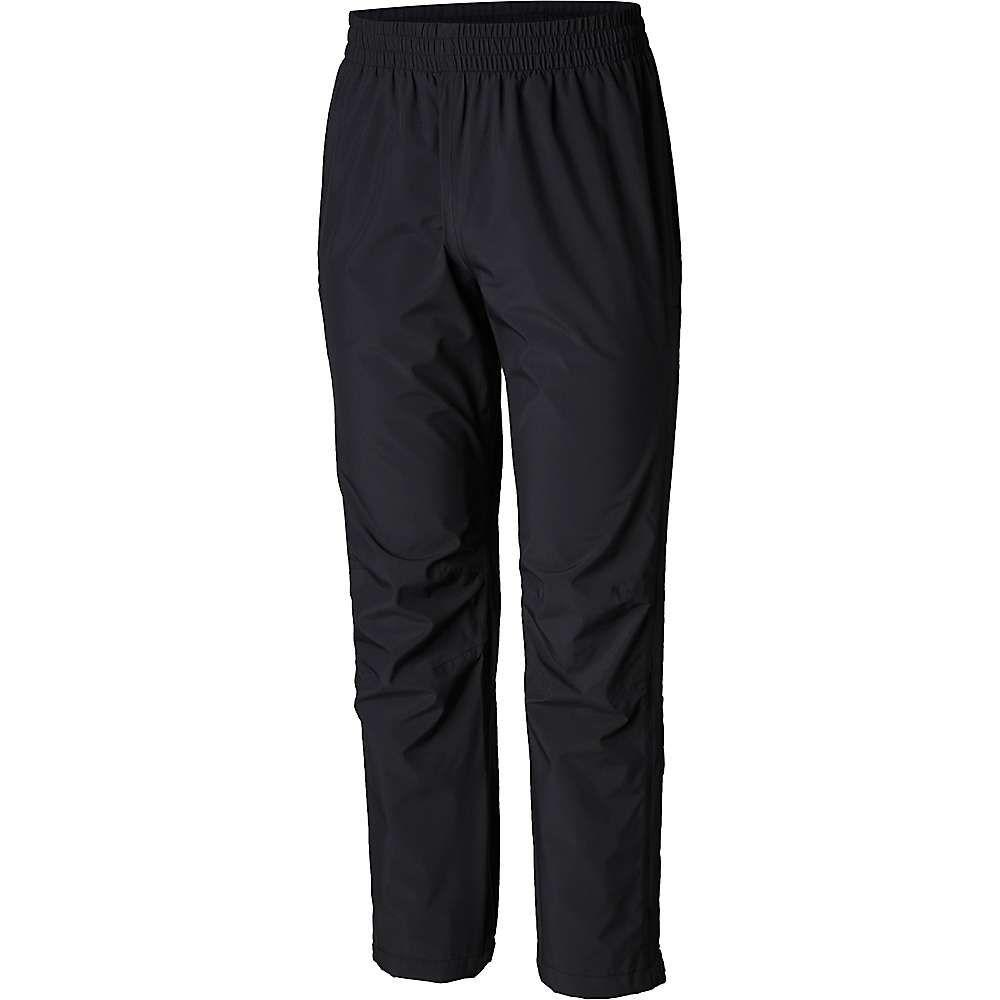 コロンビア Columbia メンズ ハイキング・登山 ボトムス・パンツ【Evolution Valley Pant】Black