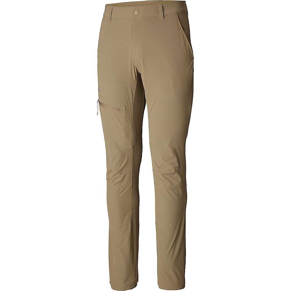 コロンビア Columbia メンズ ハイキング・登山 ボトムス・パンツ【Featherweight Hike Pant】Flax
