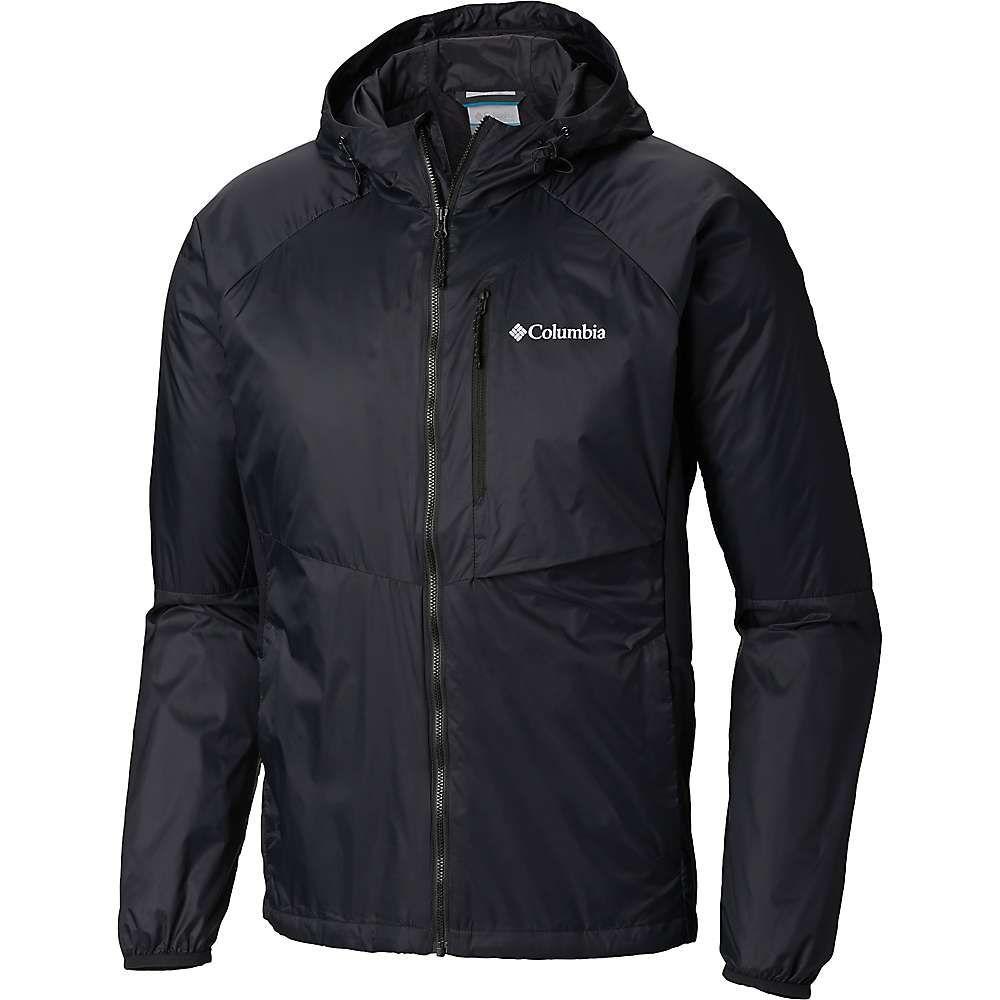コロンビア Columbia メンズ ランニング・ウォーキング アウター【Red Bluff Jacket】Black
