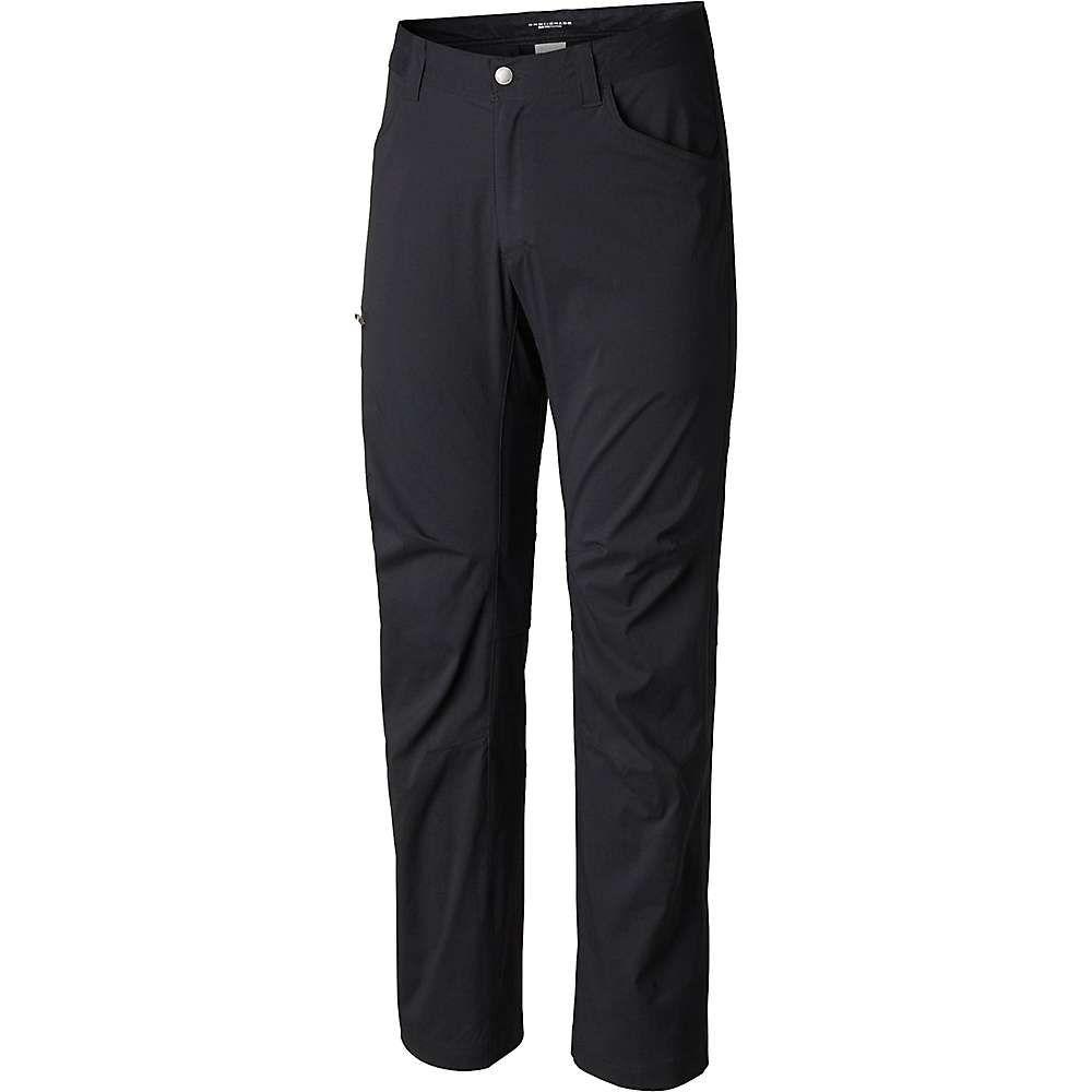 コロンビア Columbia メンズ ハイキング・登山 ボトムス・パンツ【Silver Ridge II Stretch Pant】Black